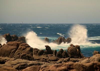 Punta do Boi, Camariñas