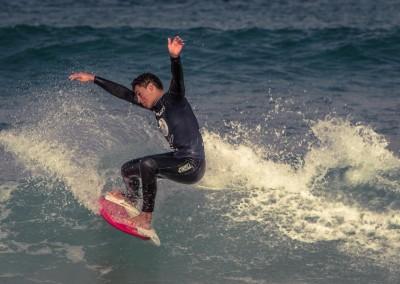 Surf en Razo, Carballo